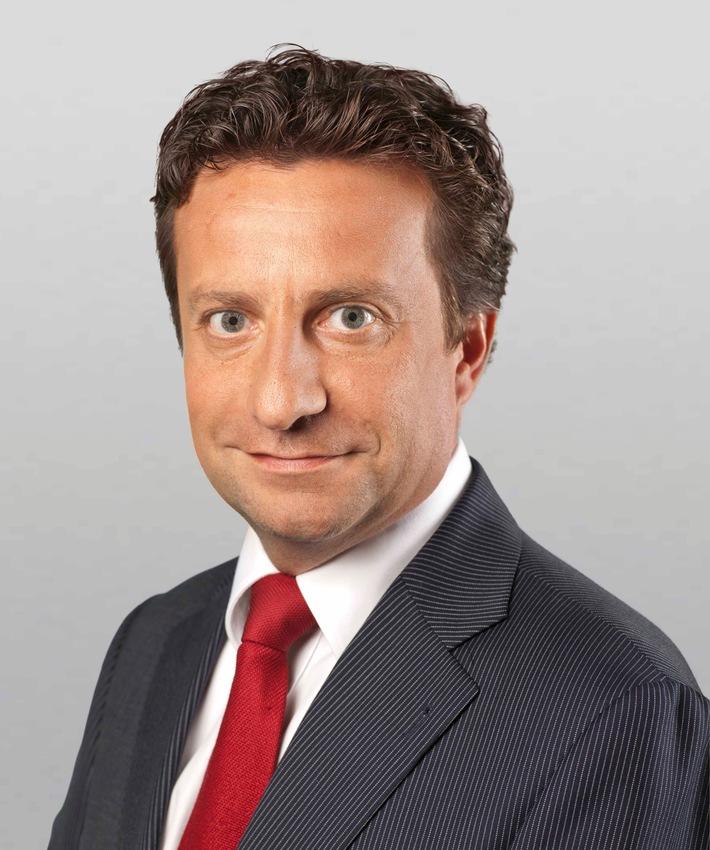 Marc Betgem zum Vertriebsvorstand der COMPAREX AG berufen