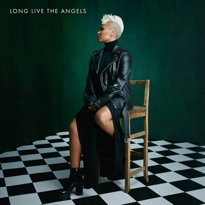 EMELI SANDÉ veröffentlicht neue Single HURTS / Neues Album LONG LIVE THE ANGELS erscheint am 11. November