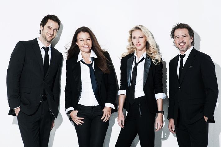 Une maison de mode s'engage pour l'élection de Miss Suisse /   SCHILD: partenaire de l'élection de Miss Suisse 2013