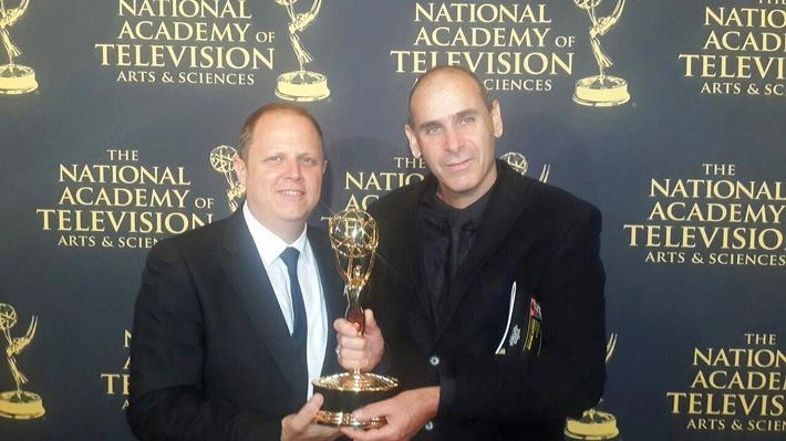 """Emmy"" für MDR-Koproduktion ""Night Will Fall"""