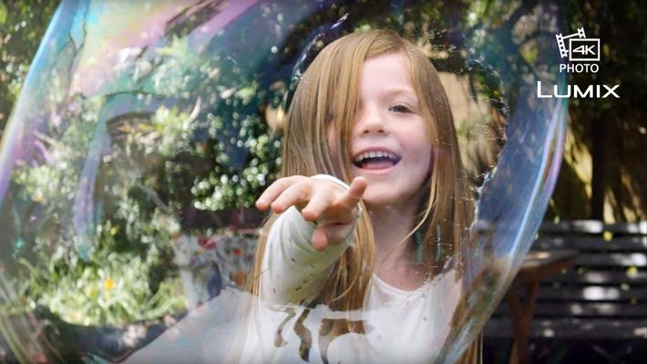 Panasonic startet mit TV-Spot ins Weihnachtsgeschäft / Mit der neuen 4K Foto-Funktion bewirbt Panasonic eine neue Ära der Fotografie