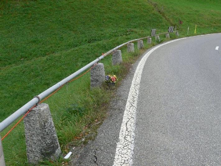Le TCS publie une étude sur la dangerosité du réseau routier en Suisse/La carte des risques indique une forte disparité régionale/Les routes principales sont beaucoup plus dangereuses que les autoroutes
