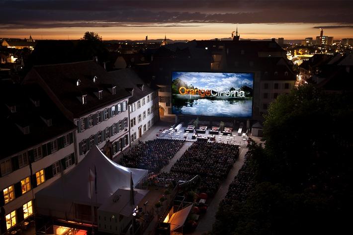 OrangeCinema: Bestes Kino zu tiefen Eintrittspreisen