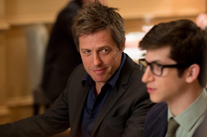 Hugh Grant in WIE SCHREIBT MAN LIEBE? ab dem 13. November 2014 im Kino