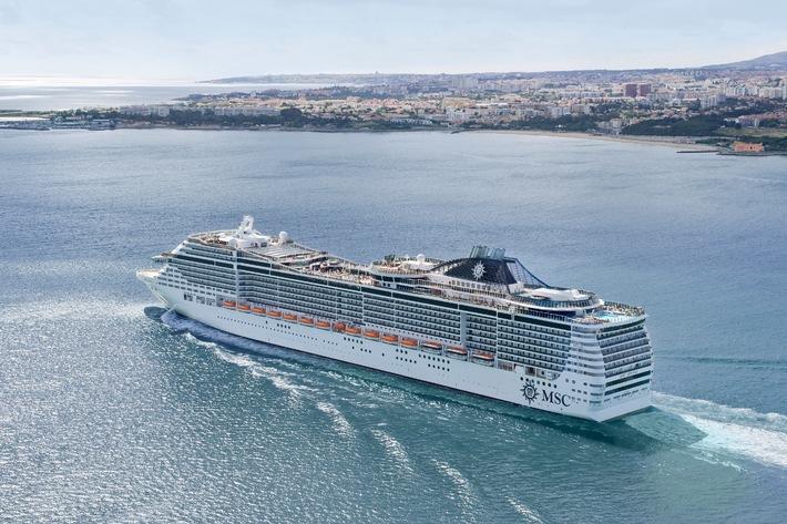 MSC Divina transporte l'art de vivre méditerranéen dans les Caraïbes