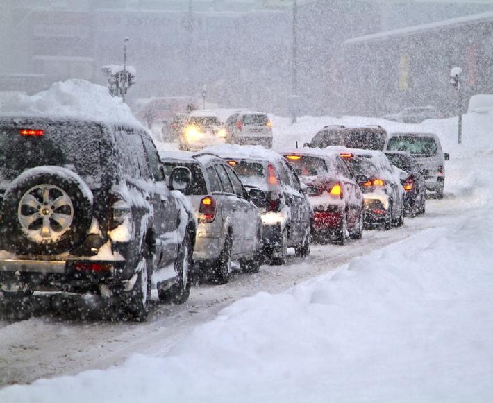 So müssen Autofahrer im Winter nicht auf den Wagen verzichten