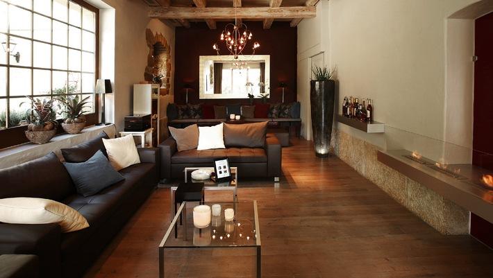 Lampart's neue Lounge: Wo sich Genuss, Entspannung und Moderne treffen