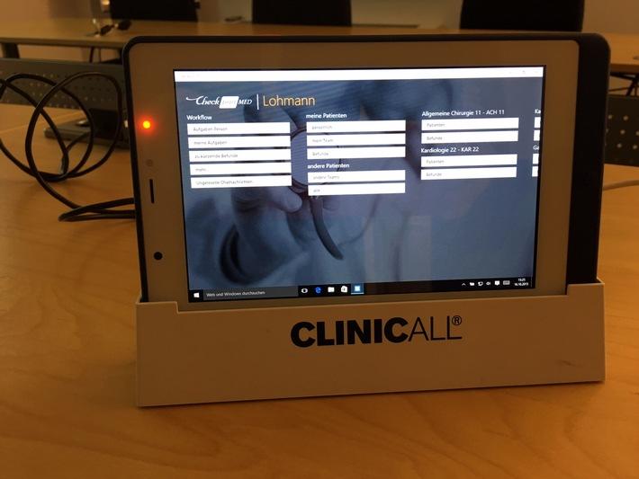 """ClinicAll Partner der """"Technologie-Allianz für Mensch und Medizin"""" gemeinsam mit Branchenführern der Gesundheitswirtschaft"""