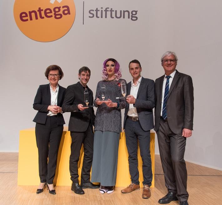 """Auszeichnung für ehrenamtliches Engagement: ENTEGA Stiftung vergibt den mit 60.000 Euro dotierten """"Darmstädter Impuls"""""""