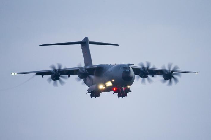 - JOINT DERBY- / 1200 Soldaten im Anflug auf Nordholz