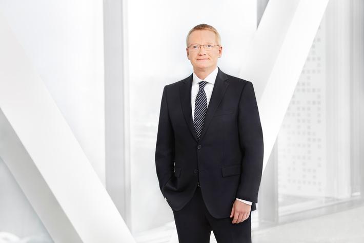 Bernd Hirsch wird neuer Finanzvorstand von Bertelsmann