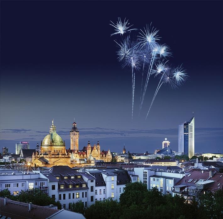 Eine lebendige Stadt mit tausend Facetten: Leipzig feiert 1.000 Jahre Ersterwähnung