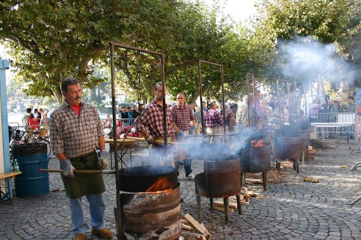 Tessin: Hier kommt man auf den Geschmack / Neuigkeiten Herbst 2014