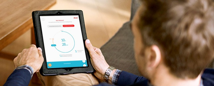 Erdgas: Nachzahlungen bei der Jahresrechnung per Web-App vermeiden