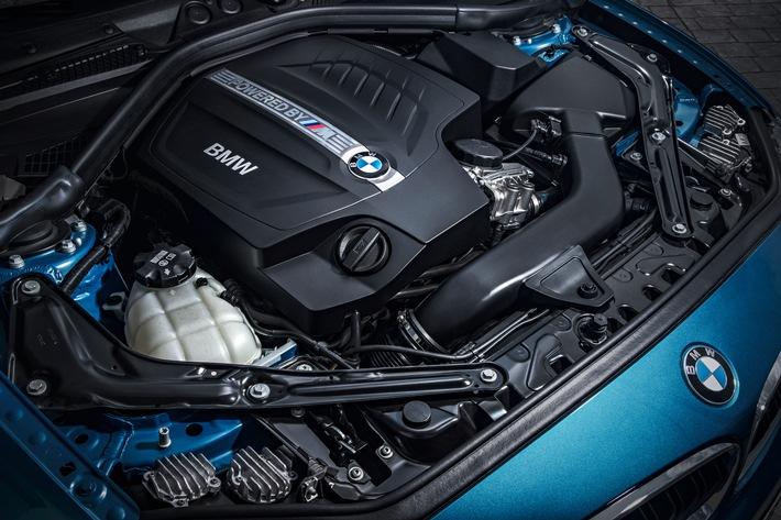 Das neue BMW M2 Coupé