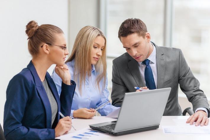 Gute Gehaltsaussichten in der Consulting Branche