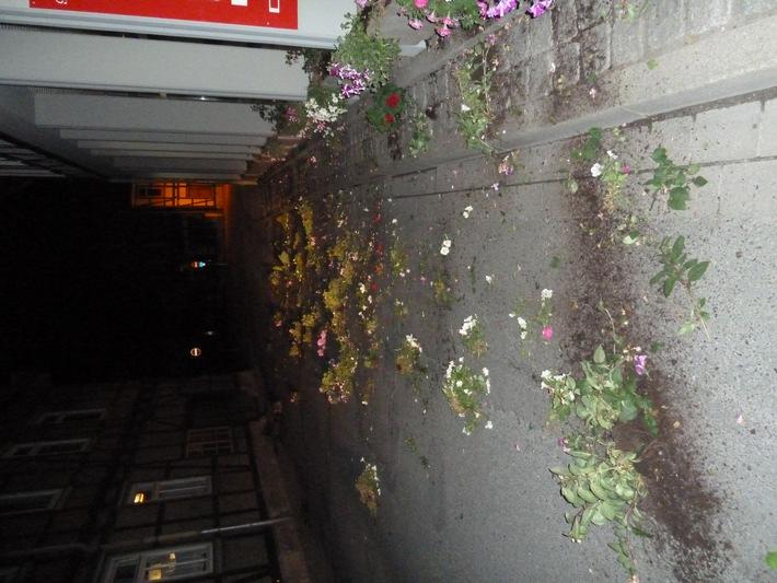 POL-NOM: Vandalismus