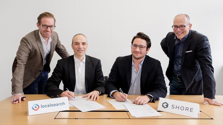 Grâce à son partenariat avec Shore, localsearch devient le leader des solutions de réservation en ligne