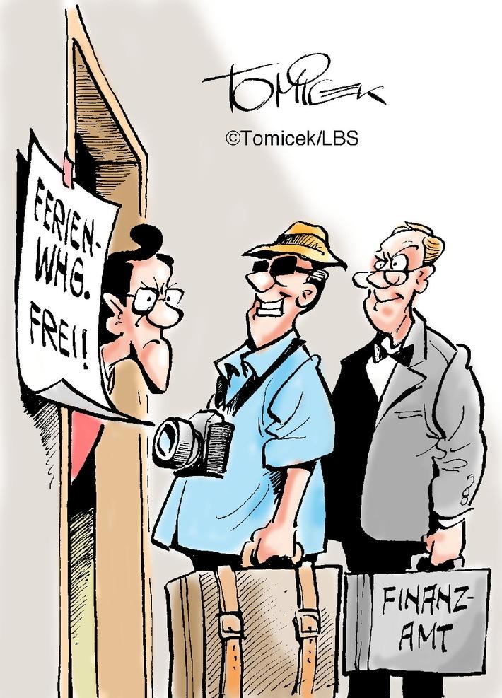 Keine Gewerbesteuer / Steuerzahler und Fiskus stritten um Vermietung einer Ferienwohnung