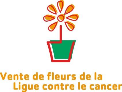5 juin 2004: vente de fleurs pour les malades du cancer - Recevoir et donner avec le soleil dans le coeur!