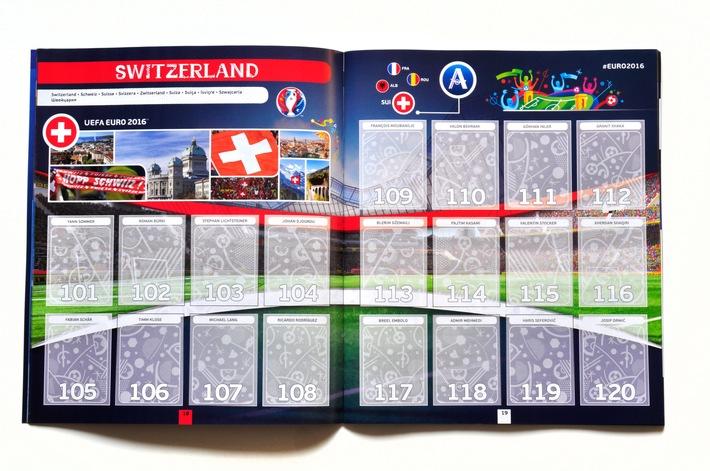Panini UEFA EURO 2016[TM] France - Star Edition