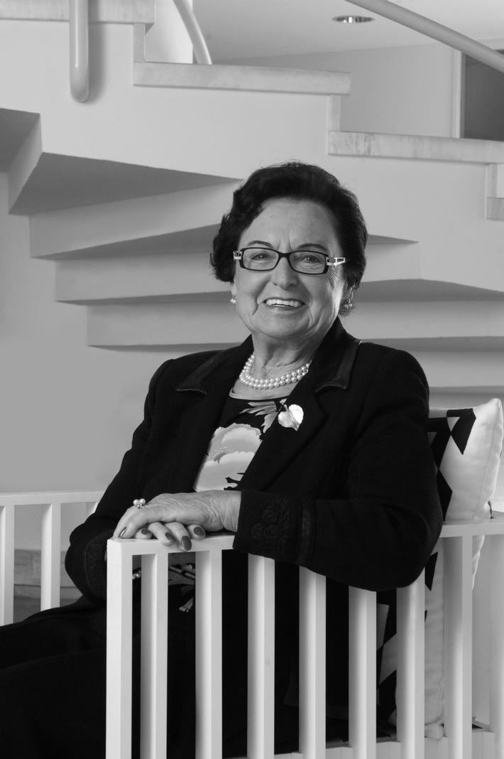 Annemarie Lindner: die Pionierin der Naturkosmetik ist tot
