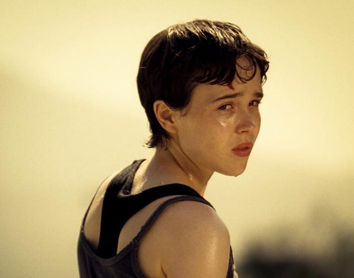 """Ellen Page im TELE 5-Interview: """"Ich trage am liebsten jeden Tag dasselbe T-Shirt"""" (mit Bild)"""