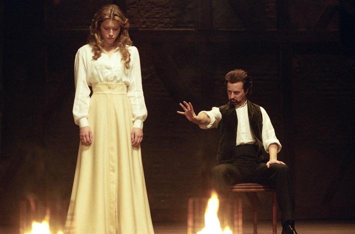 """Rätselhaft: Edward Norton in """"The Illusionist"""" auf ProSieben"""