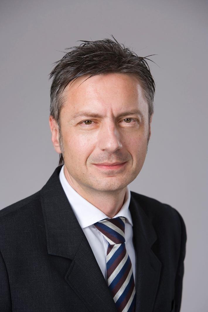 Jann Jenatsch neuer CEO von Keystone