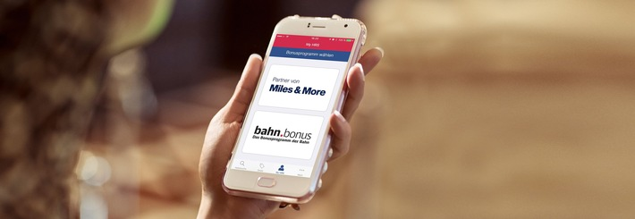 PRESSEMITTEILUNG: HRS gibt Startschuss zum Meilen- und Punktesammeln bei  Miles & More und bahn.bonus