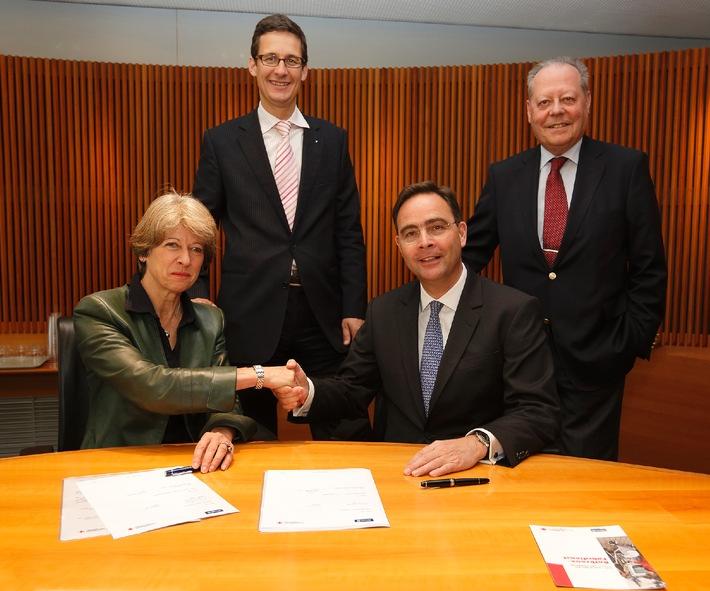Allianz Suisse et la Croix-Rouge suisse reconduisent leur partenariat