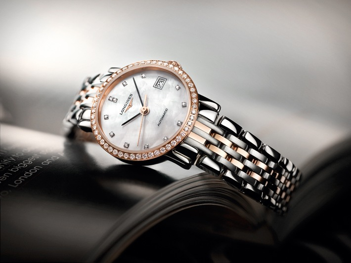 Longines - Baselworld 2014
