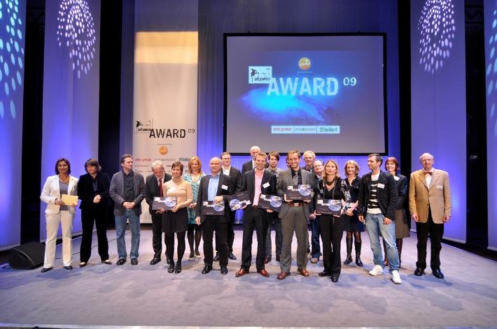 Weleda Doppelsieger bei Utopia-Awards 2009 (mit Bild)
