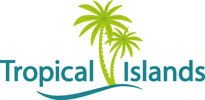 Tropical Islands erhält neues Markenlogo