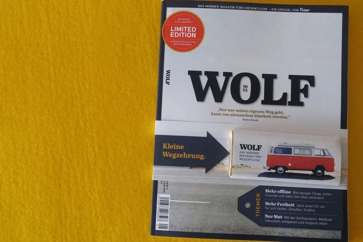 BLOGPOST - Neu in zimpel: Wolf - Entschleunigen Sie bitte