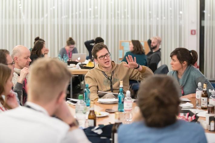"""""""Mission PR"""": Erster PR-Hackathon in Deutschland erfolgreich gestartet"""