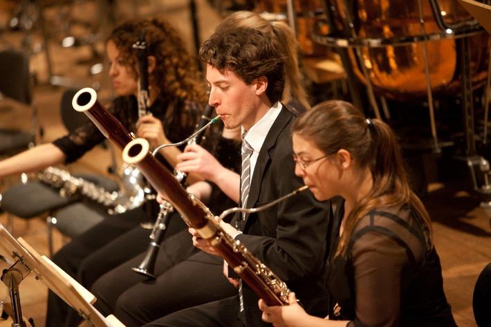 SJSO Schweizer Jugend-Sinfonie-Orchester - Jungmusiker mit Klasse