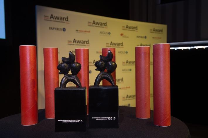 Zwei Award-Trophäen konnten gestern übergeben werden / Jury entschied sich für sechs Nominationen