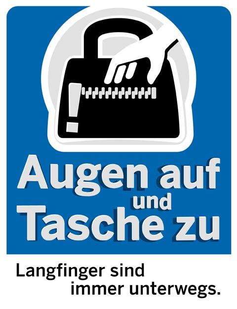 POL-BN: Bonn-Zentrum: Mutmaßlicher Taschendieb vorläufig festgenommen