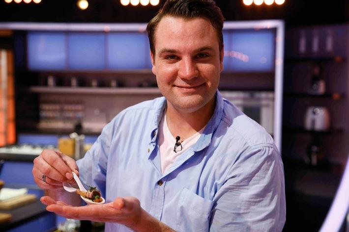 """""""The Taste""""-Kandidat Steffen (33) aus Frankfurt: """"Tim Mälzer ist für mich Deutschlands bester Hobbykoch!"""""""
