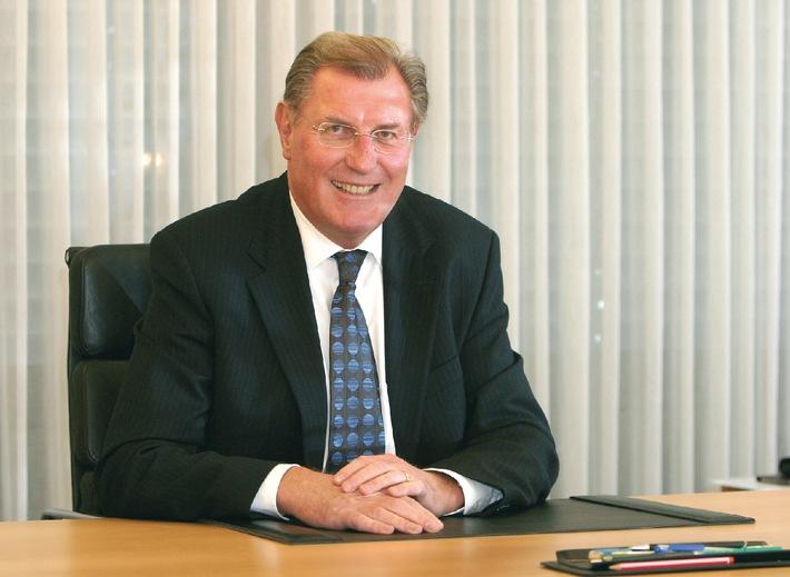 Versicherer im Raum der Kirchen: Kurt Jaks geht in den Ruhestand