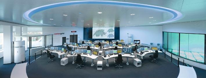 Swissgrid Control - im Dienste der Versorgungssicherheit