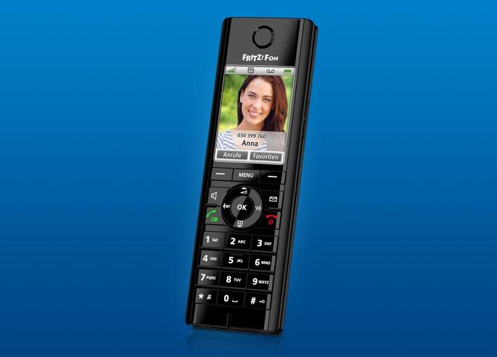FRITZ!Fon C5: Das neue Multitalent für Telefonie und Smart Home