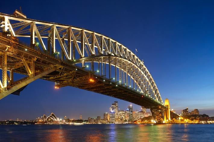 Sika saniert die Sydney Harbour Bridge (BILD)