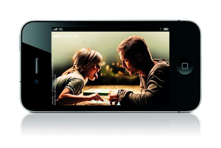 Sky Deutschland bringt Film-Blockbuster über Sky Go auf iPhone und iPod Touch (mit Bild)