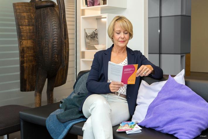 Mammographie-Screening: Neues G-BA-Merkblatt veröffentlicht / Informationen bieten Orientierungshilfe für die persönliche Entscheidung der Frau
