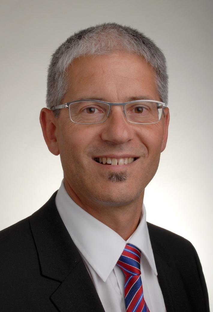 Damian Muff übernimmt bei der Migros Bank die Leitung der Region Mittelland
