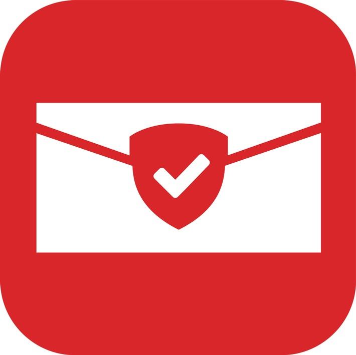 Exklusiv bei Vodafone: Die sichere E-Mail für alle Geschäftskunden