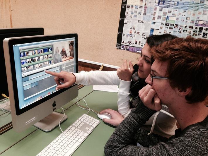 Pour-cent culturel Migros: les gagnants du concours pour les écoles x-puissance-coeur  2014/2015 / Des classes d'élèves de Suisse produisent des spots publicitaires sur le bénévolat