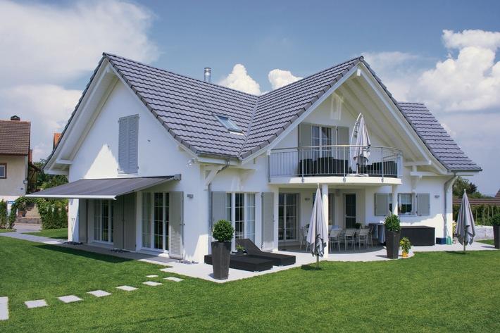 «Maison de l'année 2010» - SWISSHAUS élue à la deuxième place